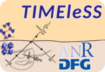 ANR-DFG TIMEleSS - Phase TransformatIons, MicrostructurEs, and their Seismic Signals from the Earth's mantle